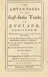 EAST INDIA COMPANY -- A Collec