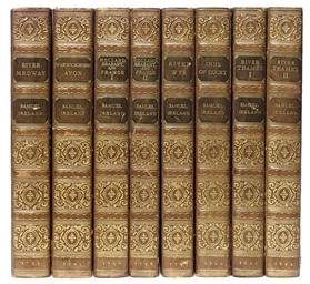 IRELAND, Samuel (d. 1800).  Pi