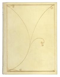 DOWSON, Ernest (1867-1910).  V