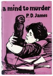 JAMES, P.D. (b.1920).  A Mind
