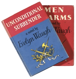 WAUGH, Evelyn (1903-66).  Men