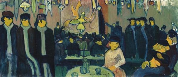 Le Tabarin ou Cabaret à Paris