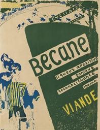 Bécane (Roger-Marx 49)