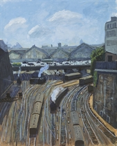 La Gare Saint-Lazare