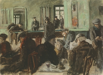 Le Café de la Sorgue, L'Isle s