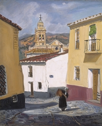 Rue en Espagne