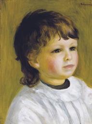 Portrait de Pierre Renoir