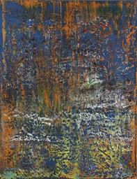 Abstraktes Bild (710)