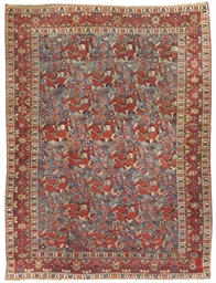 A very fine antique Afshar rug