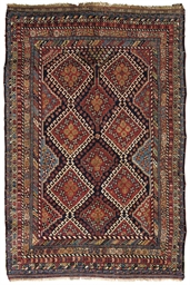 An Kurdish large rug