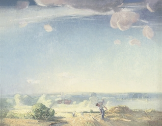 A summer day, Essex