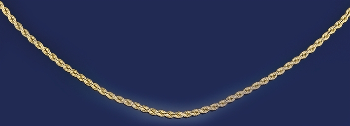 A necklace, by Cartier