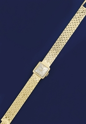 A lady's wristwatch, by Patek