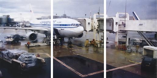 Ohne Titel (Flughafen Paris),
