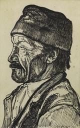 Paysan de Savièse, 1911