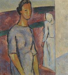 Feierabend der Bäuerin, 1951