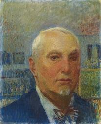 Selbstportrait, 1950