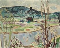 Zelgli, um 1945