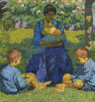 Maternité, 1908