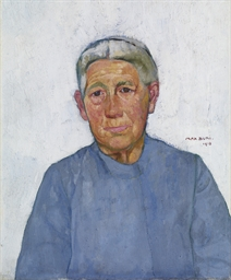 Brienzer Bäuerin, 1912