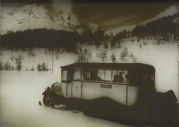St. Moritz, Maloja, Castasegna