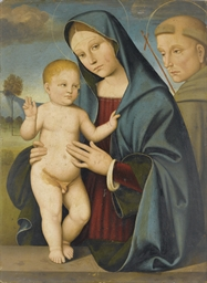 Madonna con Bambino e Sant'Ant