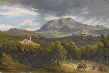 Veduta del Santuario di Montev