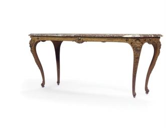 TABLE DE MILIEU DE STYLE REGEN