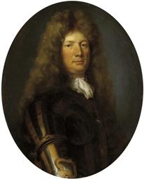 Portrait présumé du Comte de M