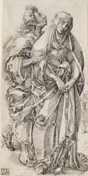La vierge Marie et Saint Jean