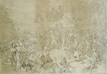 La visite du sultan Selim III