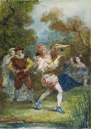 Mélicerne, d'après Molière (ac