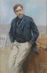 Portrait de Georges Feydeau