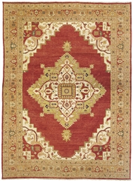A massive Heriz carpet, North-