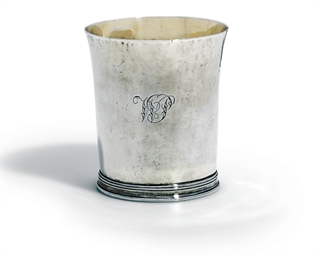 A COMMONWEALTH SILVER BEAKER