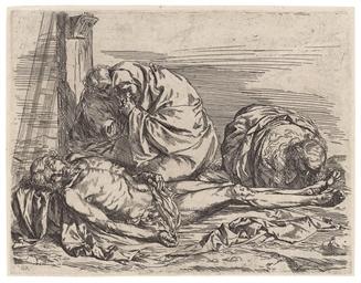 The Lamentation (B. 1; Brown 1