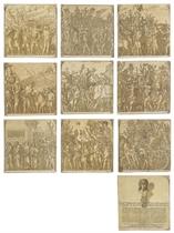 The Triumph of Julius Ceasar (B. 11. 1-9)