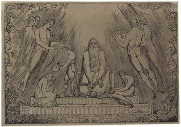 Enoch (Binyon 136; Bindman 413