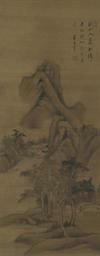 DONG QICHANG (1555-1636, ATTRI