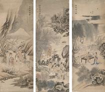 JIANG LIAN (CIRCA 1818-1850)