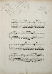 DEBUSSY, Claude (1862-1918). P