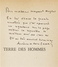 SAINT-EXUPÉRY, Antoine de (190