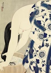 ITO SHINSUI (1898-1972) KAMI (