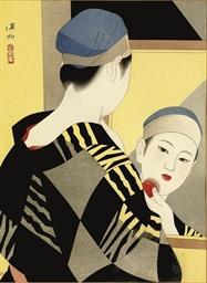ITO SHINSUI (1898-1972) GAKUYA