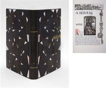 [LEPÈRE] -- HUYSMANS, Karl-Joris (1848-1907). À Rebours. Deux-cent-vingt gravures sur bois en couleurs de Auguste Lepère. Paris: Les Cent Bibliophiles, 1903.