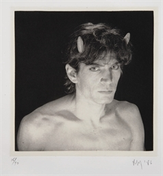 MAPPLETHORPE, Robert (1946-198