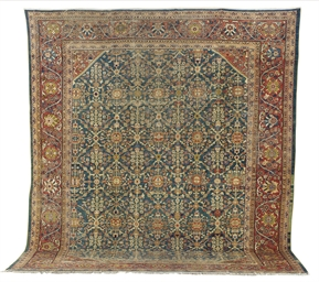 A SULTANABAD CARPET