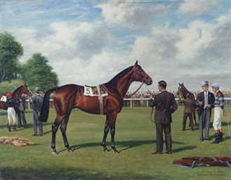 Sir Ivor at Epsom