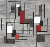 Three White Squares