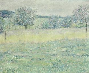 Giverny Landscape